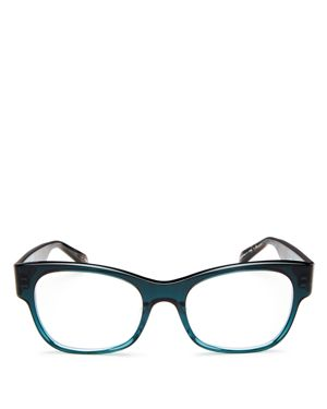 CORINNE MCCORMACK MARTY 51MM READING GLASSES - TEAL
