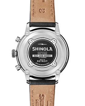 Shinola - Bedrock Chronograph, 42mm