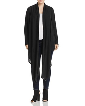 Elan Plus - Two-Way Open Cardigan