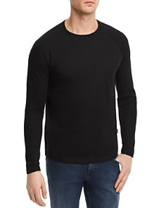 BOSS Terrell Long Sleeve Crewneck Tee - Bloomingdale's_0