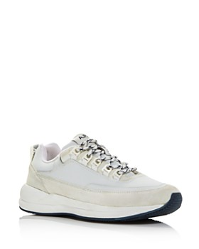 A.P.C. - Men's Techno Homme Reflective Lace Up Sneakers