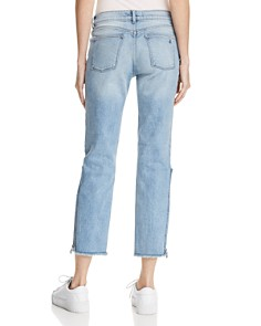 DL1961 - Mara Instasculpt Ankle Straight Jeans in Marina