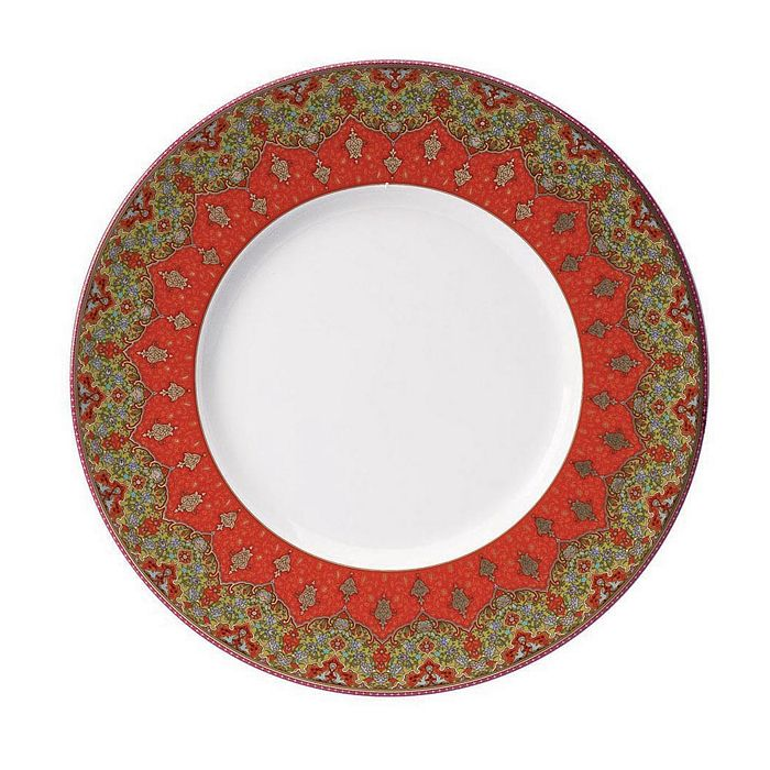 """Philippe Deshoulieres - """"Dhara"""" Dinner Plate"""