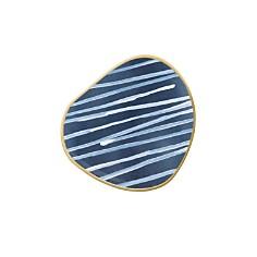 Fringe Studio Indigo Stripes Small Tray - Bloomingdale's_0