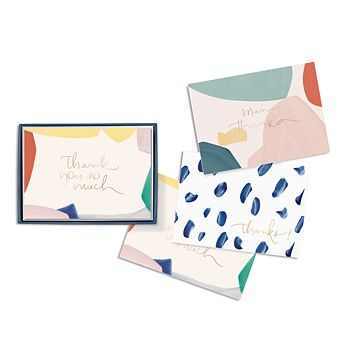 Fringe - Studio Canvas Thank You Note Cards