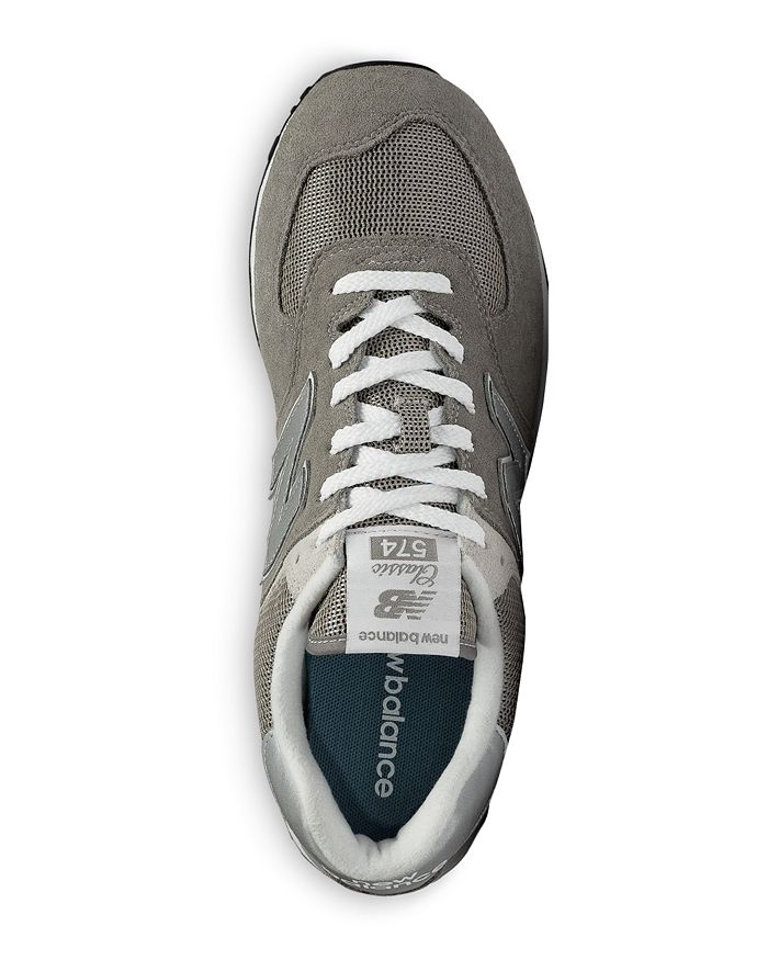 super popular 14c8f eb5a9 New Balance - Men s Classic 574 Suede Lace Up Sneakers