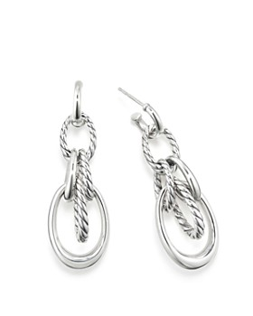 David Yurman - Pure Form Drop Earrings