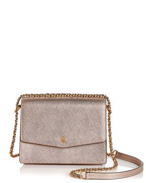 Tory Burch Robinson Convertible Leather Shoulder Bag 3190688