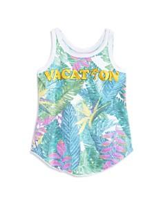 CHASER Girls' Tropical-Print Vacation Tank - Little Kid, Big Kid - Bloomingdale's_0