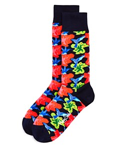 Happy Socks Hummingbird Socks - Bloomingdale's_0