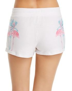 PJ Salvage - Flamingo Sleep Shorts