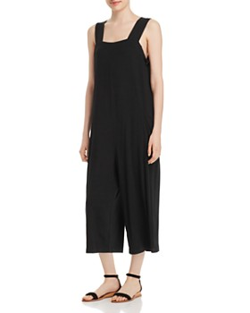 Eileen Fisher - Slouchy Cropped Jumpsuit