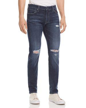 S.M.N STUDIO Finn Tapered Slim Fit Jeans In Tuck - 100% Exclusive