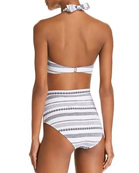 Tommy Bahama - Sandbar Underwire Bikini Top & Sandbar High Waist Bikini Bottom