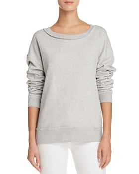 Joe's Jeans - Piya Shredded Sweatshirt