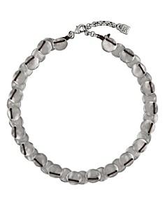 """Uno de 50 - Making S'es Necklace, 14"""""""