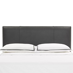 Mitchell Gold Bob Williams Monroe Leather Headboard - Bloomingdale's_0