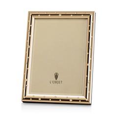 """L'Objet Star Gold Frame, 8"""" x 10"""" - Bloomingdale's_0"""