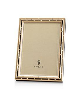 "L'Objet - Star Gold Frame, 8"" x 10"""