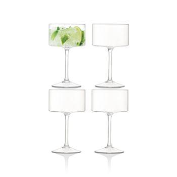 LSA - International Otis Cocktail Glass, Set of 4