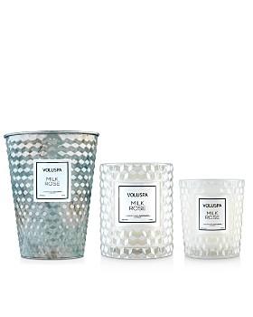 Voluspa - Milk Rose Collection