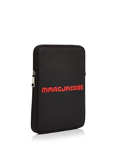 MARC JACOBS - Neoprene Logo Tablet Case