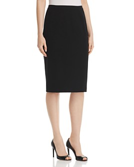 Elie Tahari - Harla Seamed Pencil Skirt