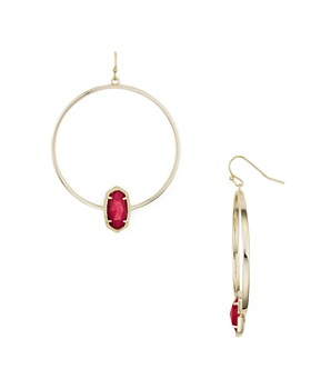 Kendra Scott - Elora Loop Drop Earrings