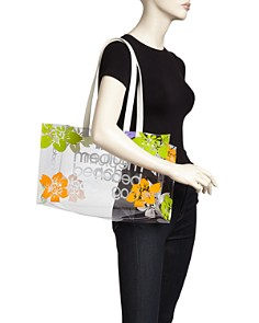 Bloomingdale's - Medium Beach Bag - 100% Exclusive
