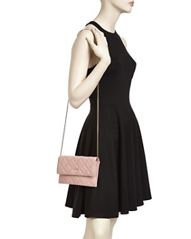 kate spade new york - Emerson Place Brennan Quilted Leather Crossbody