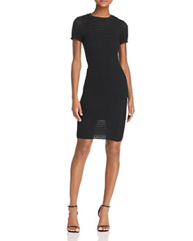 alexanderwang.t - Textured Body-Con Dress