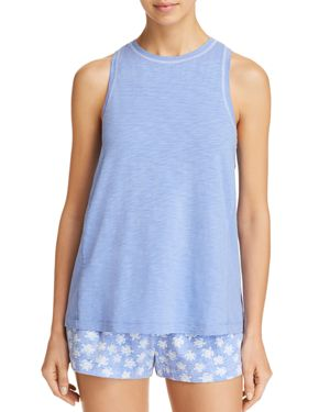 JANE & BLEECKER NEW YORK WATERCOLOR TANK