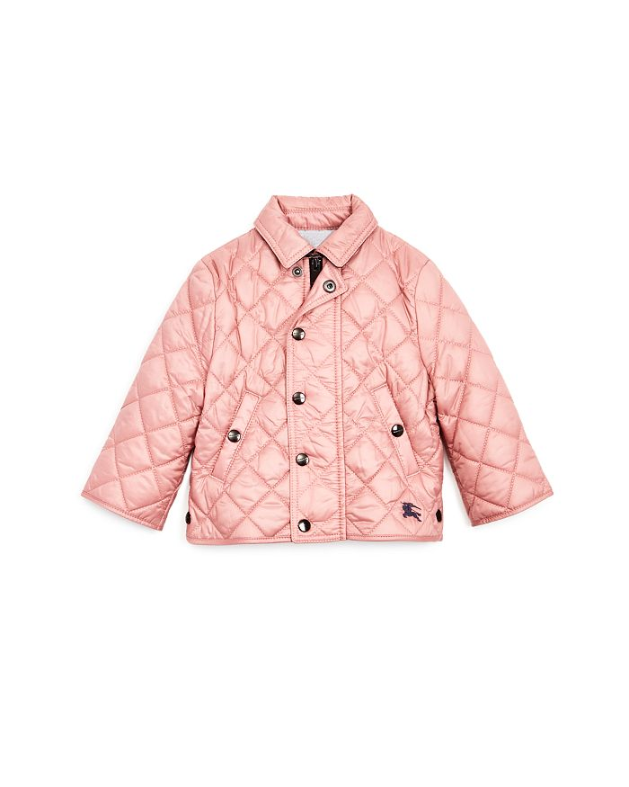 Burberry - Girls' Mini Lyle Quilted Jacket - Baby