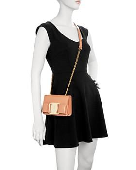 Salvatore Ferragamo - Oversized Vara Bow Mini Bag