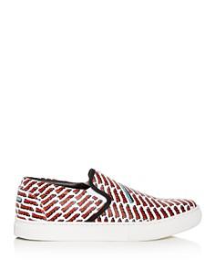 MARC JACOBS - Women's Love Slip-On Sneakers