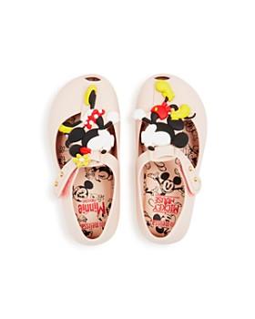 011d35e36752 Mini Melissa - Girls  Mini Ultragirl + Disney Mary Jane Flats - Walker