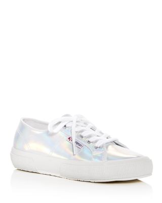 Cotu Classic Hologram Lace Up Sneakers