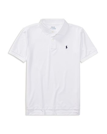 Ralph Lauren - Boys' Performance Jersey Polo - Little Kid, Big Kid
