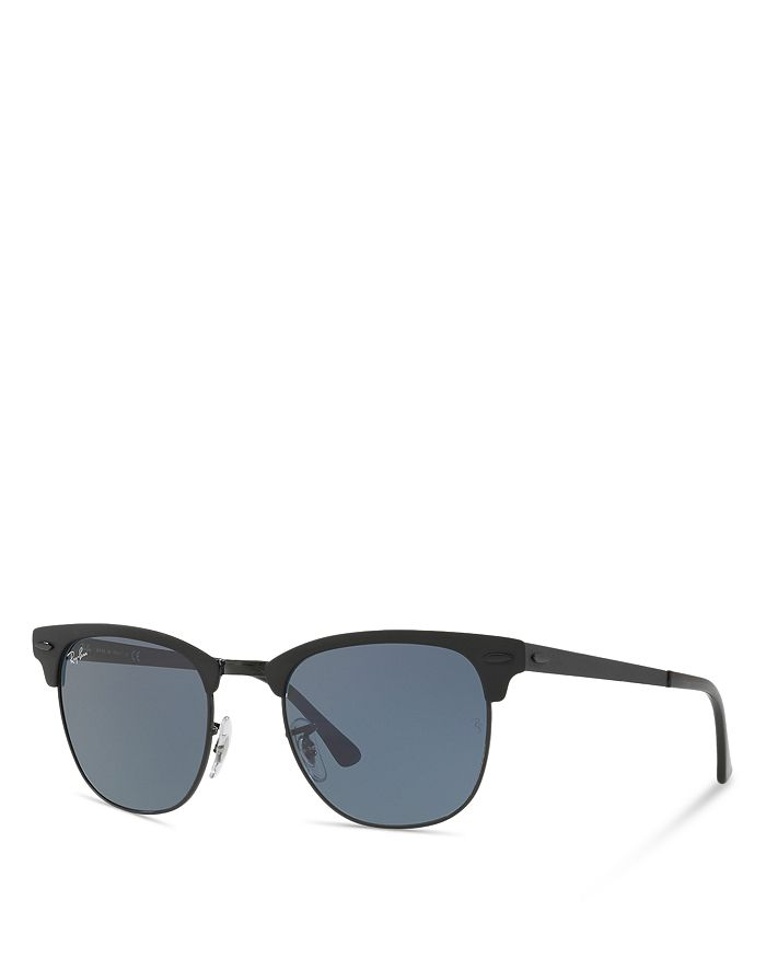 cf5ed844d7 Ray-Ban - Unisex Metal Clubmaster Sunglasses