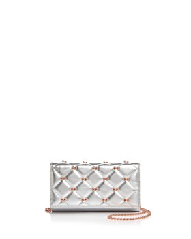 Ted Baker - Quilted Leather Matinee Bow Crossbody