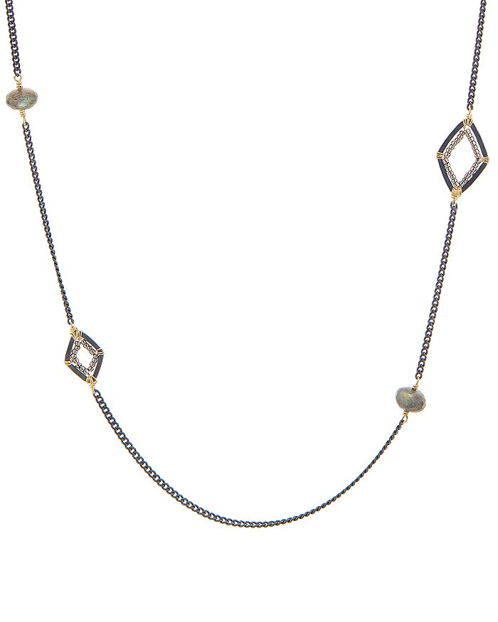 Dana Kellin - Geo-Station Necklace, 37""