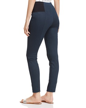St. John - Ankle Denim Leggings