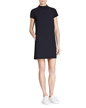 Theory Jasneah Admiral Crepe Mini Dress