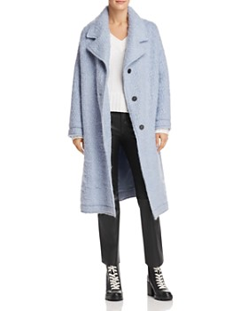 McQ Alexander McQueen - Volume Knit Coat