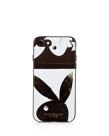 MARC JACOBS MARC JACOBS Playboy Bunny iPhone 7/8 Case | Bloomingdale's