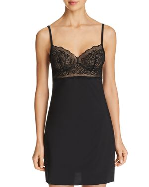 b.tempted by Wacoal Undisclosed Lace Chemise