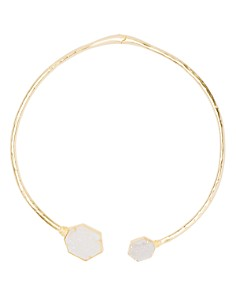 Kendra Scott Agate Coursen Collar Necklace - Bloomingdale's_0