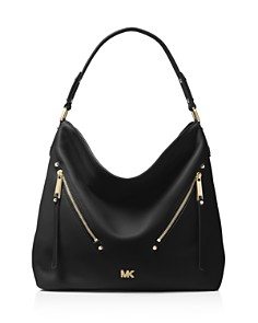 MICHAEL Michael Kors - Evie Large Leather Hobo