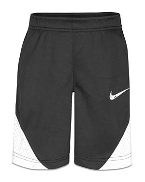 Nike Boys Contrast Mesh Shorts  Little Kid
