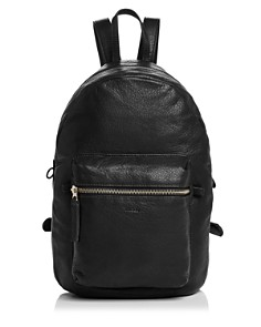 Baggu - Leather Backpack